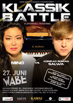 """KLassik Battle"" Mng vs Konrad Roman Salwa am 27.06.2015 in Berlin Wabe"